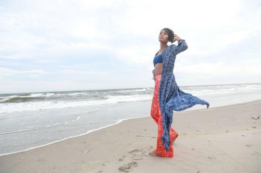 Cameisha Casanova, Rockaway Beach, Sept.18, 2016