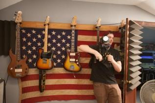 Director of Photography, Sean Smith.
